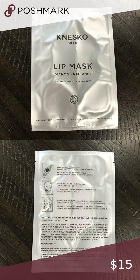 New Knesko Skin Lip Mask In 2021 Lip Mask Lip Patch Sephora Favorites
