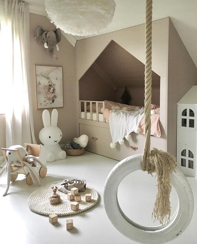 Kinderzimmer Inspiration Schlafkoje für schöne Träume