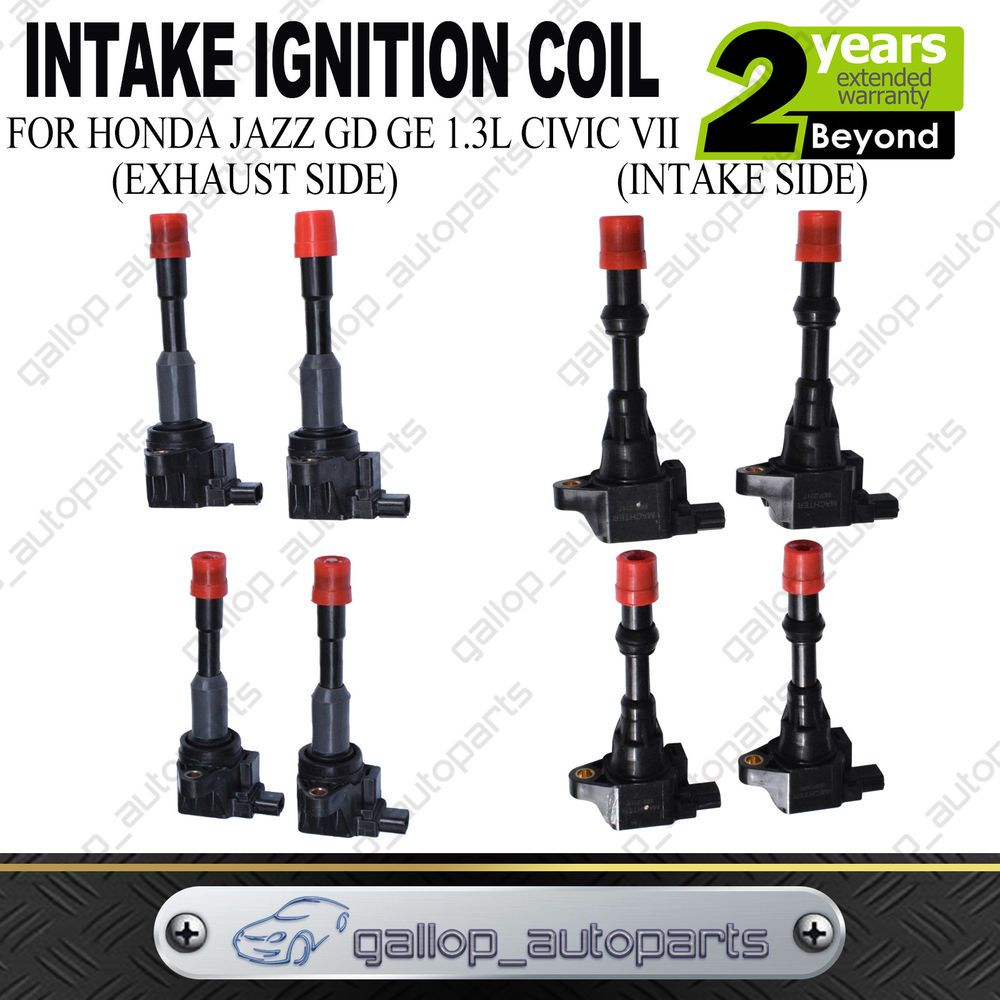 Brand Ignition Coil Pack of 8 For 2007 2008 2009 2010 Volvo S80 XC90 4.4L UF574
