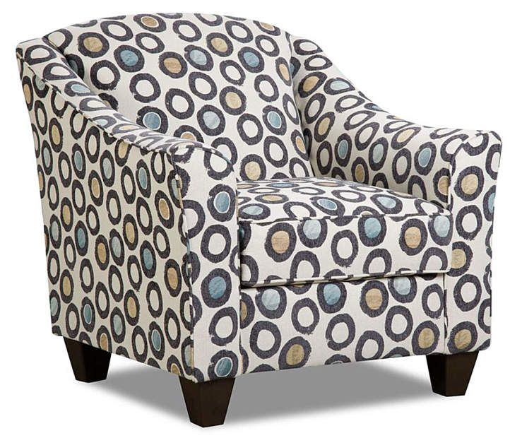 Simmons Dawson Eureka Accent Chair Accent Chairs Chair Home