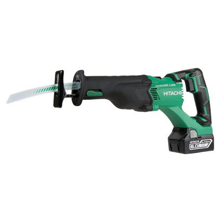 Hitachi Cr18dbl 18v Brushless Reciprocating Saw Reciprocating Saw Cordless Drill Drill