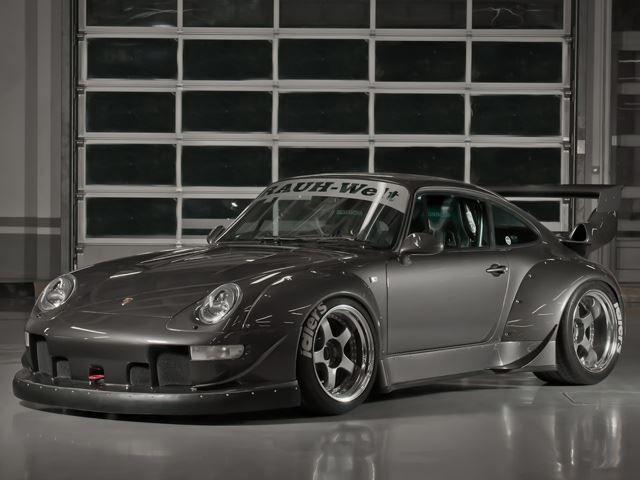 RWB Modify A Classic Porsche 911