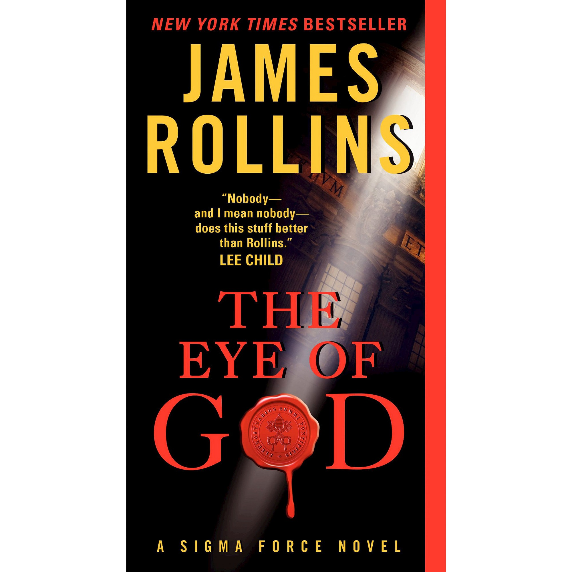 The Eye of God (Sigma Force Series) (Mass Market Paperback) by James Rollins