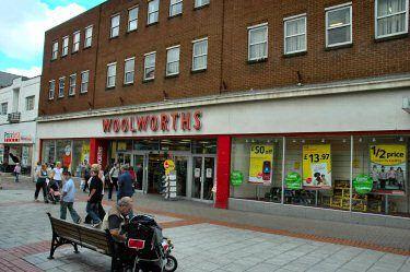 Swindon Woolworths 2006