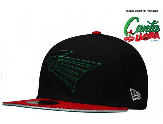Hecho En Mexico Eagle 59Fifty Fitted Cap by NEW ERA  b0c09f567e6