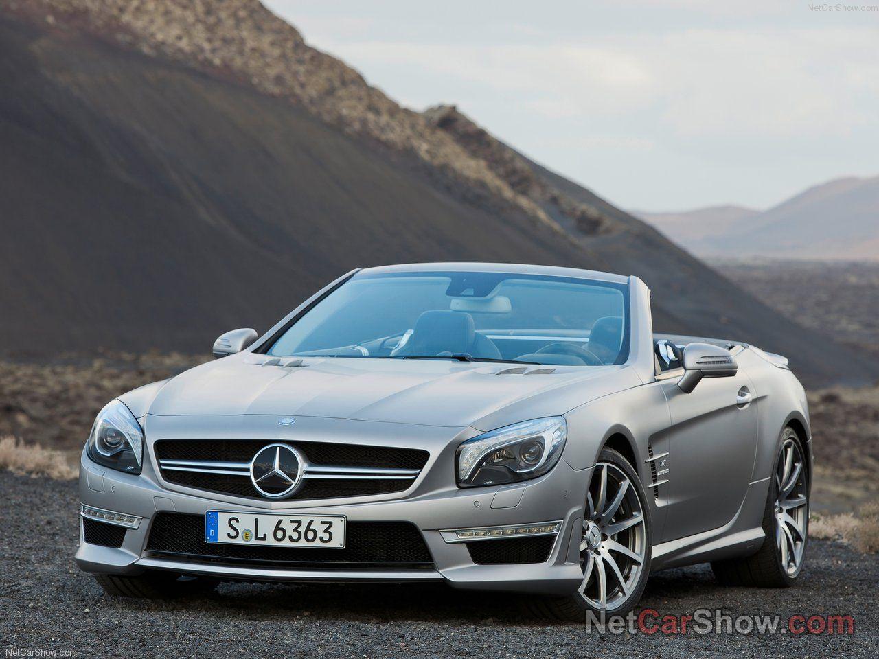 Mercedes Benz SL63 AMG (2013)