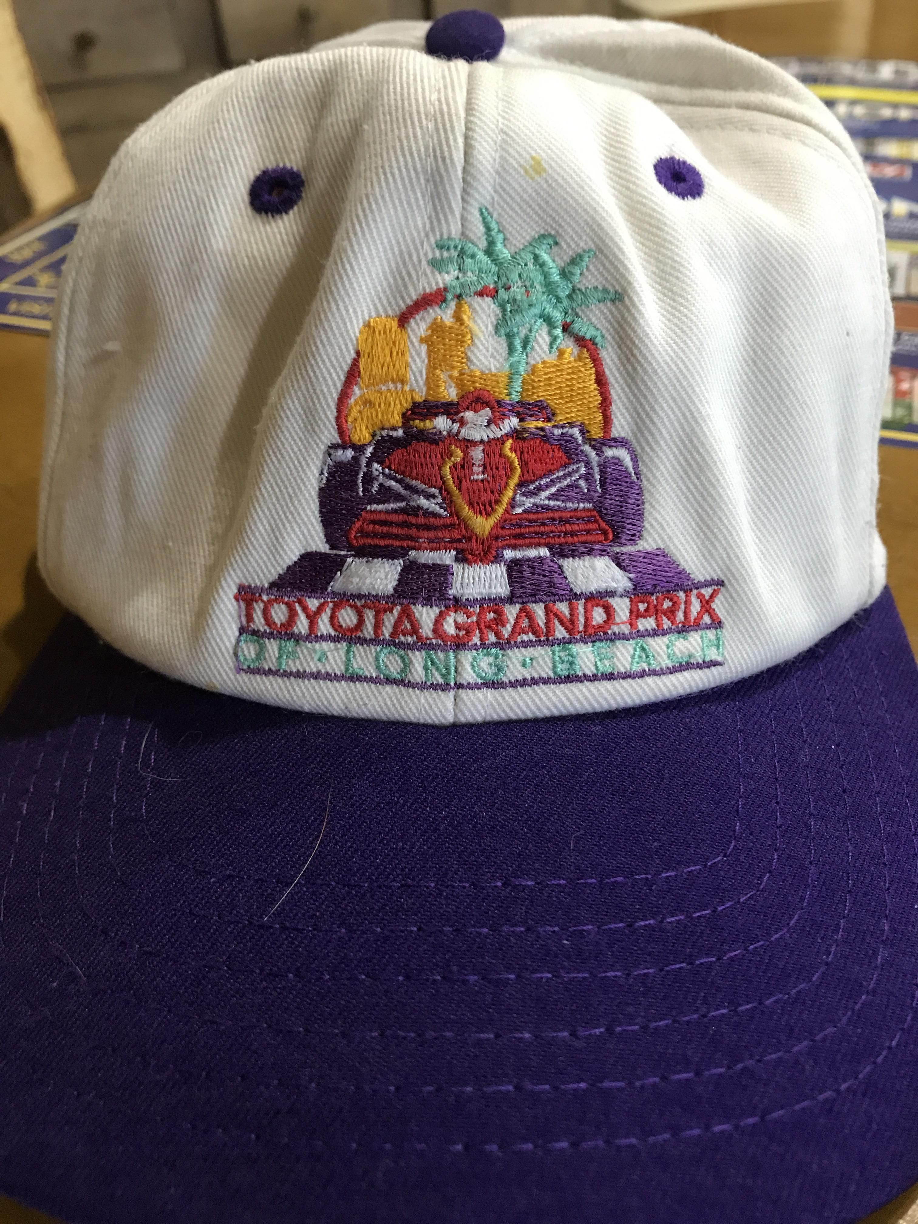 582ffae2666 Vaporwave hat from the 90s. Checkered road  Smart.