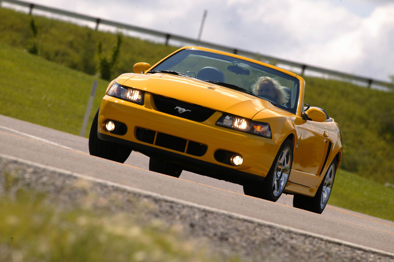 2004 Mustang Svt Cobra In 2020 2004 Ford Mustang Yellow Mustang Mustang