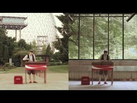 Coca Cola Marimba english - YouTube