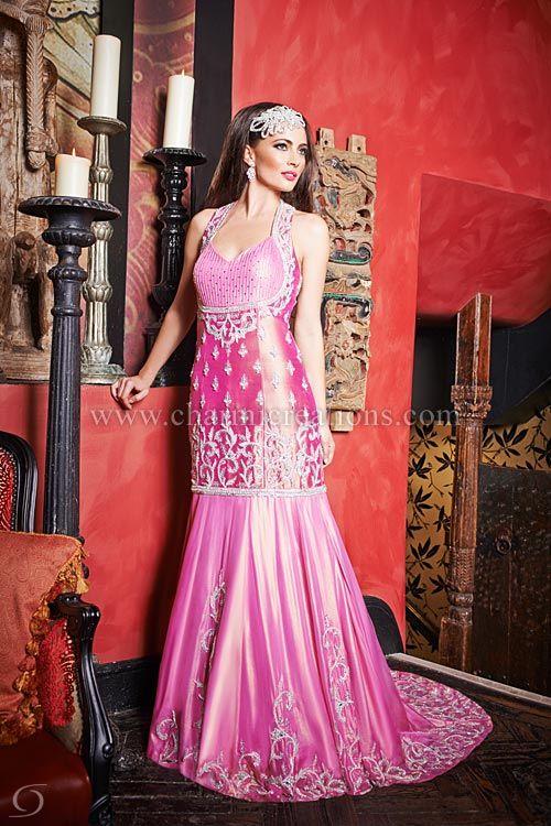 Designer Indian Evening Gowns For Wedding Reception Valoblogicom
