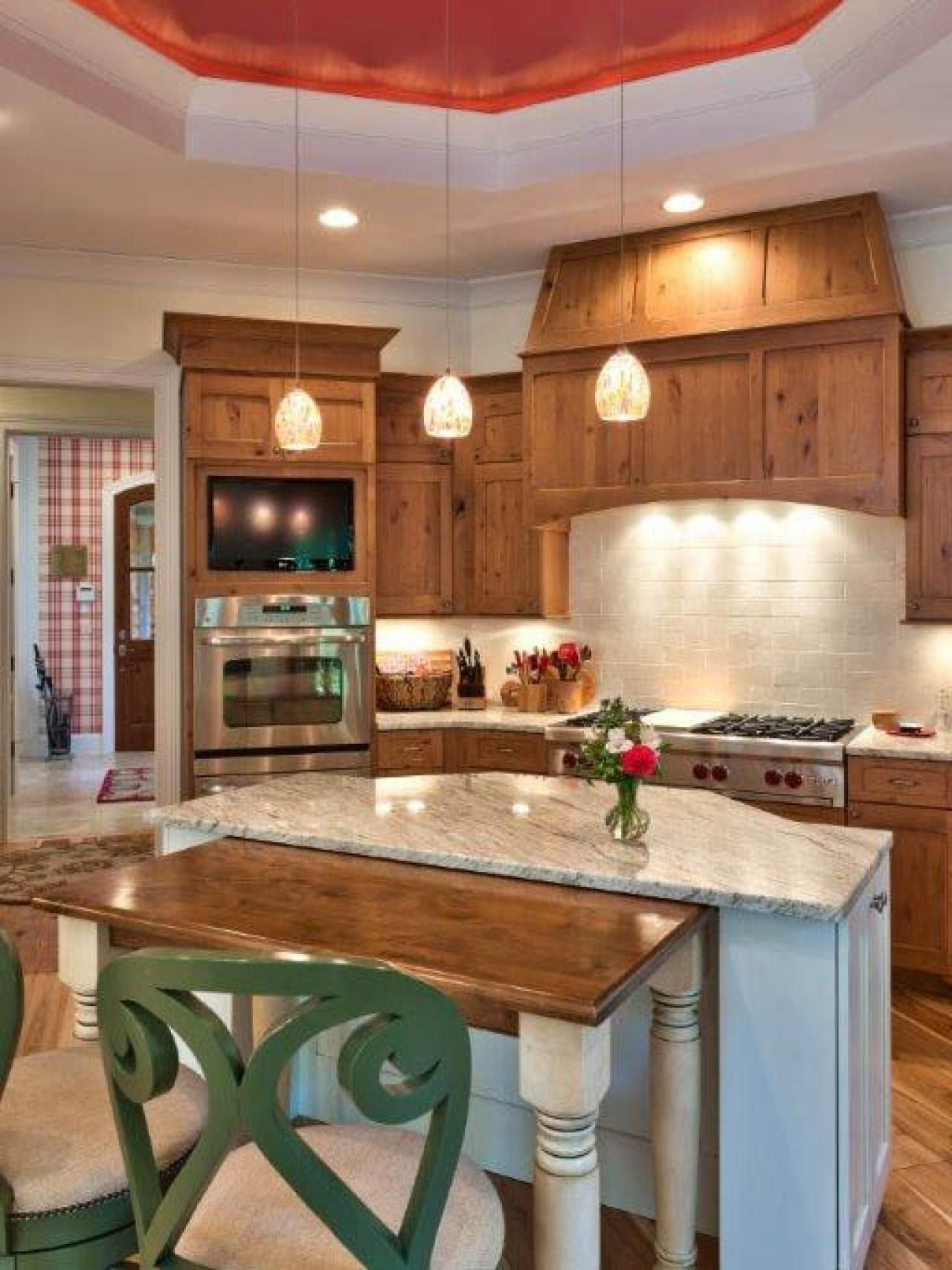 Pictures of Small Kitchen Design Ideas From