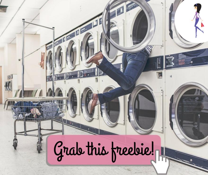 Laundry Soap Sample Laundromat Business Washing Machine