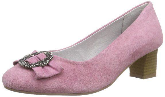 Zapatos lila Bergheimer Trachtenschuhe para mujer  Talla 45 EU Las Mujeres Zapatos Planos Uj0r8a9