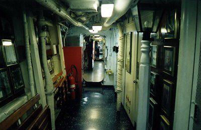 Uss Yorktown Ship Interior Uss Yorktown Uss Yorktown Yorktown