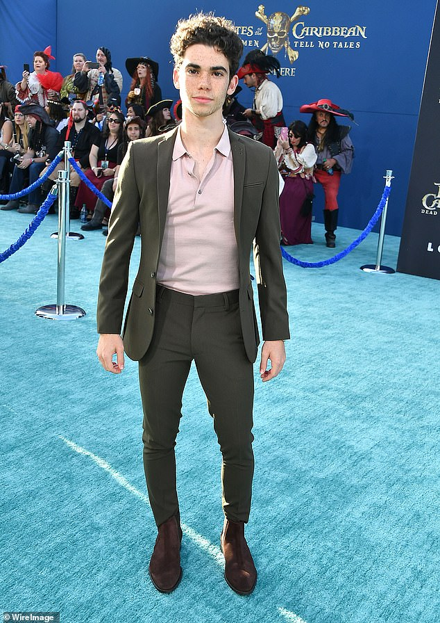 Disney star Cameron Boyce found dead at 20yearsold