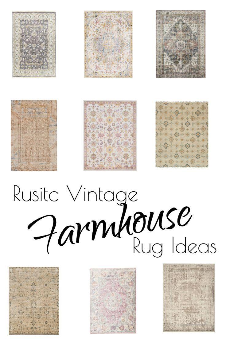 37 Farmhouse Rugs Ideas Farmhouse Rugs Rugs Rugs In Living Room