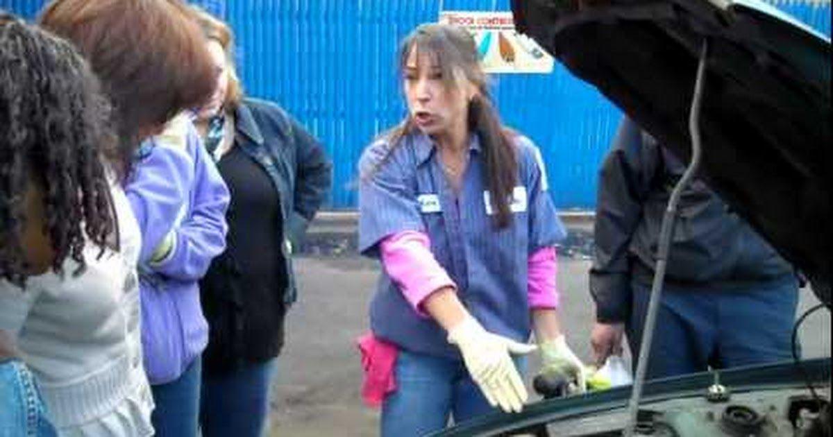 Teaching Tuesday by Audra Car Fluid WomenAutoKnow