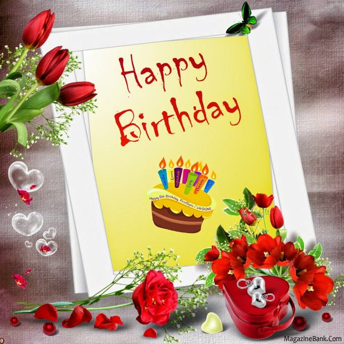Free Latest Happy Birthday Wishes Cards and Greetings – Free Sms Birthday Cards