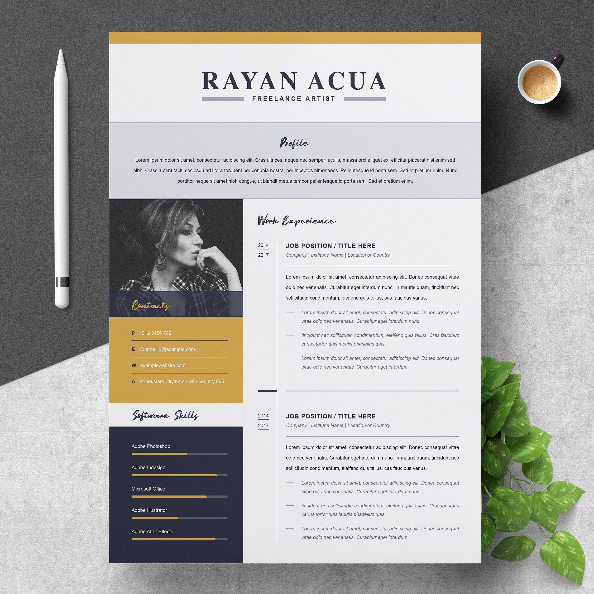 Professional Resume Template Resume, Professional resume