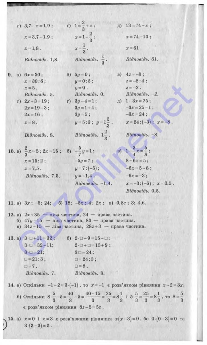 Учебники по алгебре 7 класс.