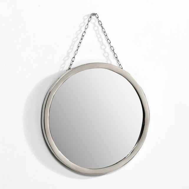 Miroir Barbier rond ˜30 cm