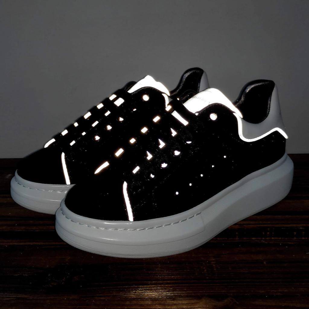 FW19 20 Alexander McQueen New Sole Sneakers   www
