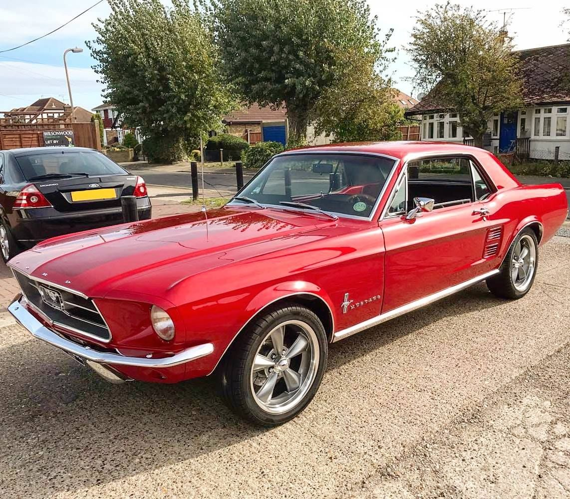 1967 Mustang Coupe Ford Mustang Parts Mustang Parts Fox Body Mustang