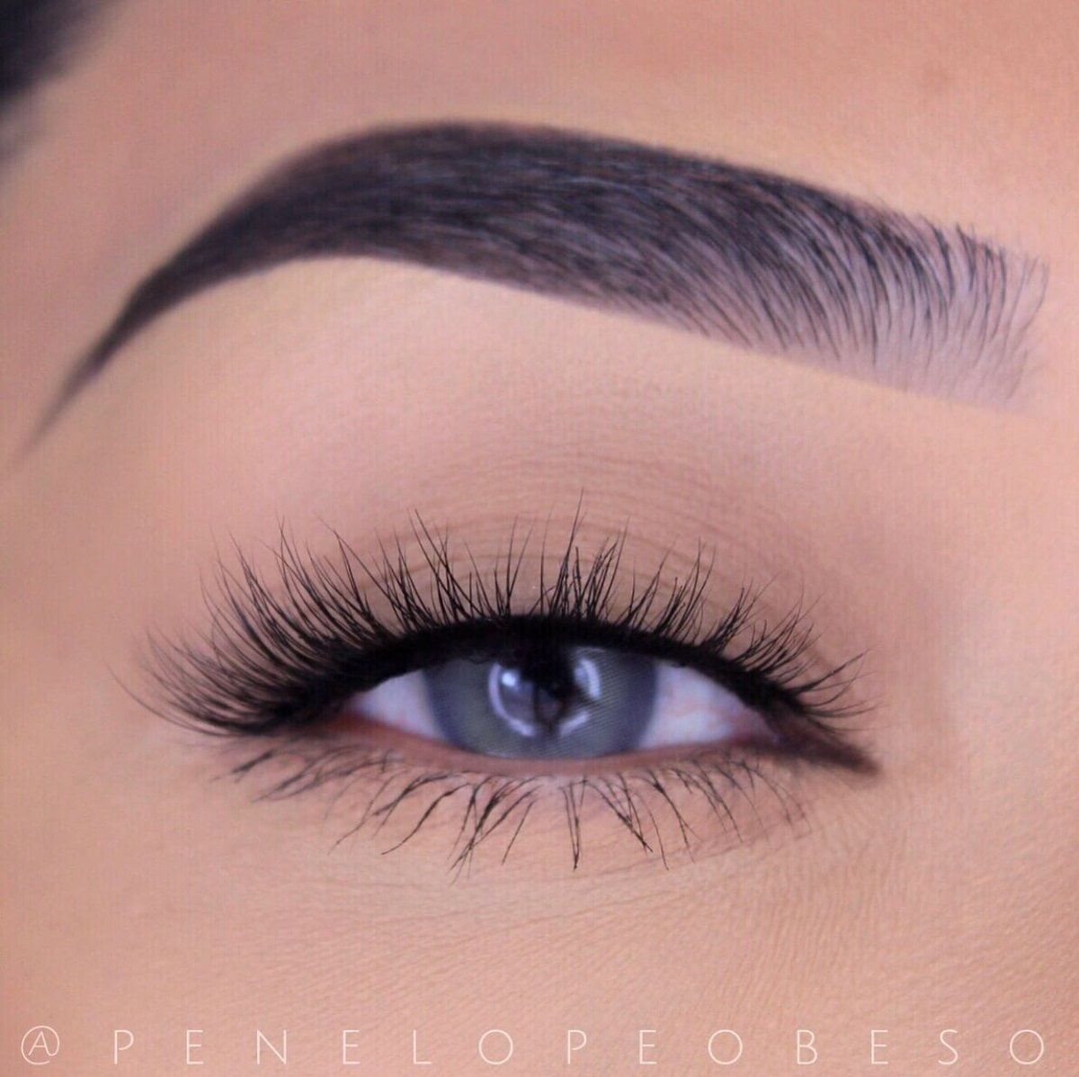 cf1fad585f5 The wispy ends on the Muse lash from Dollhouse Lashes will take you ...