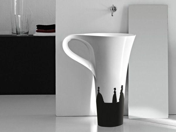 designer waschbecken badmöbel modern modene waschbecken ... | {Waschbecken modern 55}