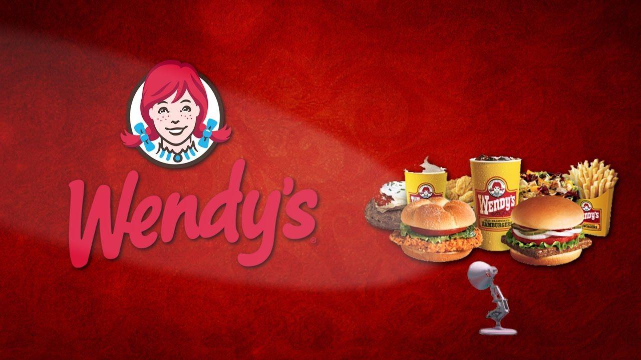 460 Wendy S Fresh Fast Food Spoof Pixar Lamp Luxo Jr Logo