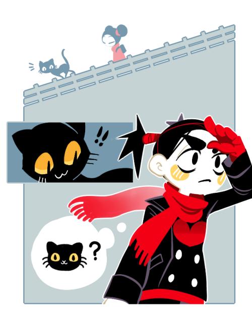 Pucca Cat Plan Part 2