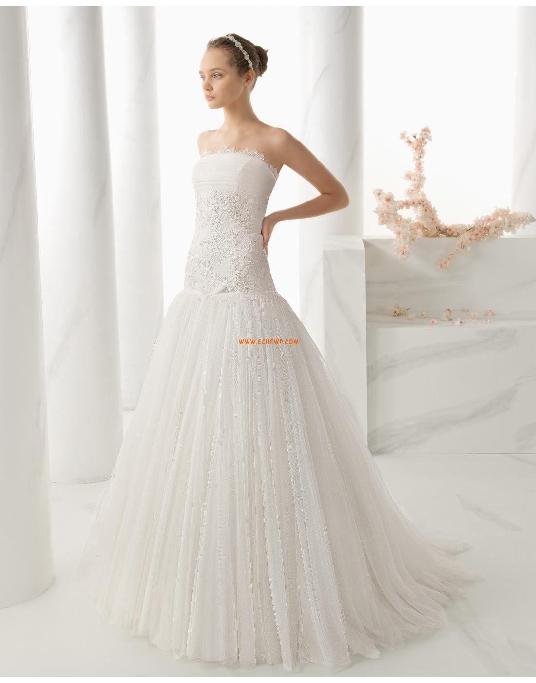 Halle Hochzeitskleider mit Schal Frühling Brautkleider 2015 $278 ...
