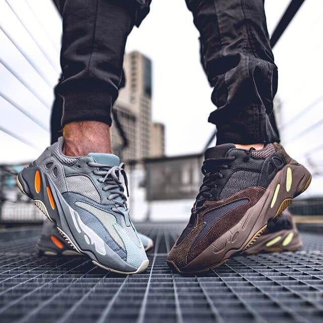 Utility Black 700 V2 Kanye West Geode Static Men Running Shoes Vanta Inertia Runner Wave Solid Grey Women Sports Sneakers Us 5 11 5 En 2020 Con Imagenes Zapatos Tenis 4k Hd
