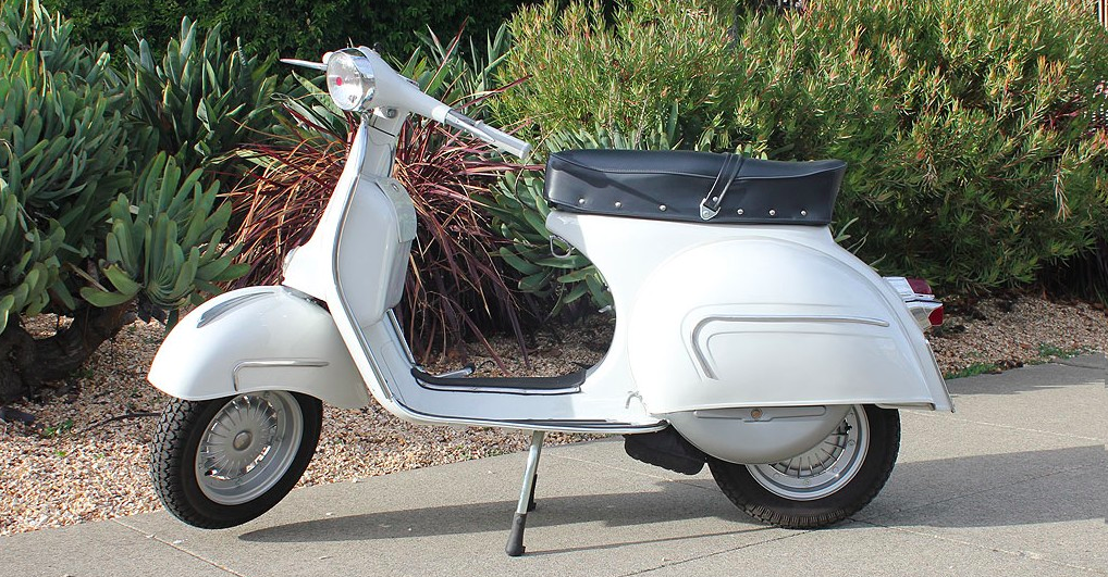The Gs 160 Was One Of Best Scooters Made By Piaggio When It First Debuted A Clean Break From 50 S That Had Preceded