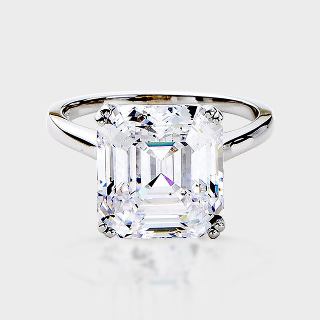 From SP Jewelry Designer White Gold Cubic Zirconia Engagement Rings is one  of the great images that exist in post From SP Jewelry Designer White Gold  Cubic ...
