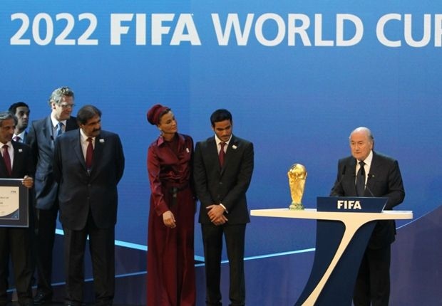 Fifa recommend winter World Cup in 2022