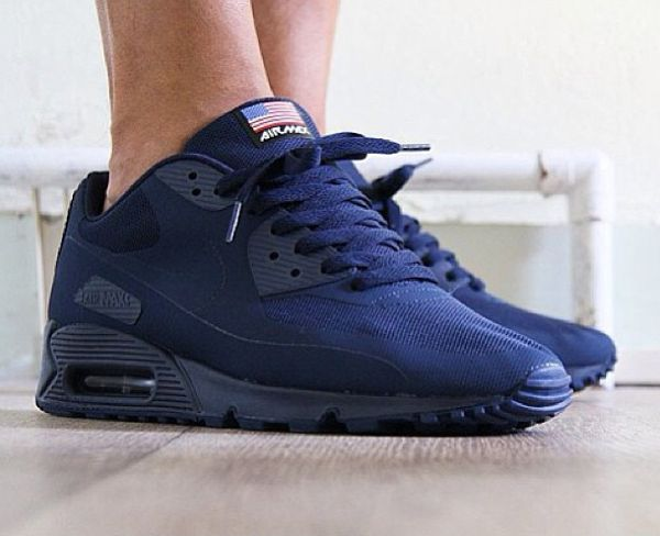 the best attitude b9647 57f44 nike-air-max-90-hyperfuse-independence-day-kwillskills