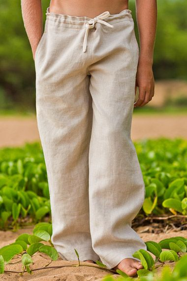 3ff0a0e48 Island Importer - Boys Linen Riviera Pant - The one you've been looking  for: Our popular Boy's Linen Riviera pants in five great colors.