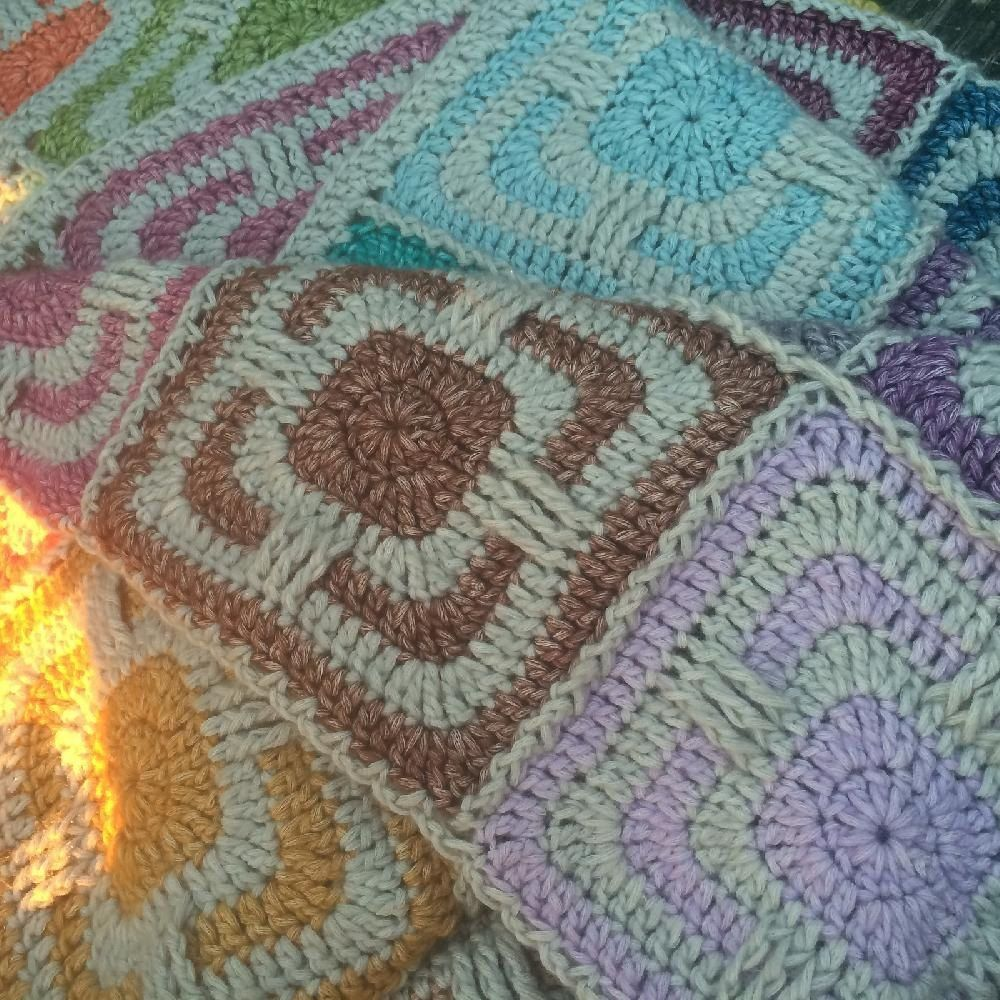 Stunning in its simplicity this versatile granny square blanket stunning in its simplicity this versatile granny square blanket can complement any decor from bankloansurffo Image collections