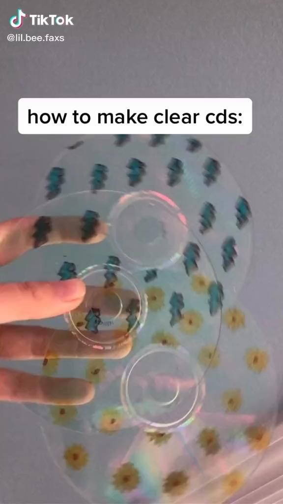 Photo of How to make clear cds