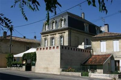 Bordelaise avec chambres d'hôtes à vendre à Loubes près de Bordeaux