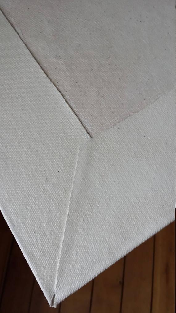 Floor Cloth Painted Floor Cloth Floor Cloth Rug Canvas