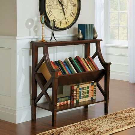 Merveilleux Josephine Library Bookcase/Table