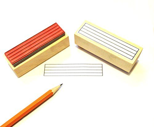 Large Music Staff Rubber Stamp You Can Get More Details By