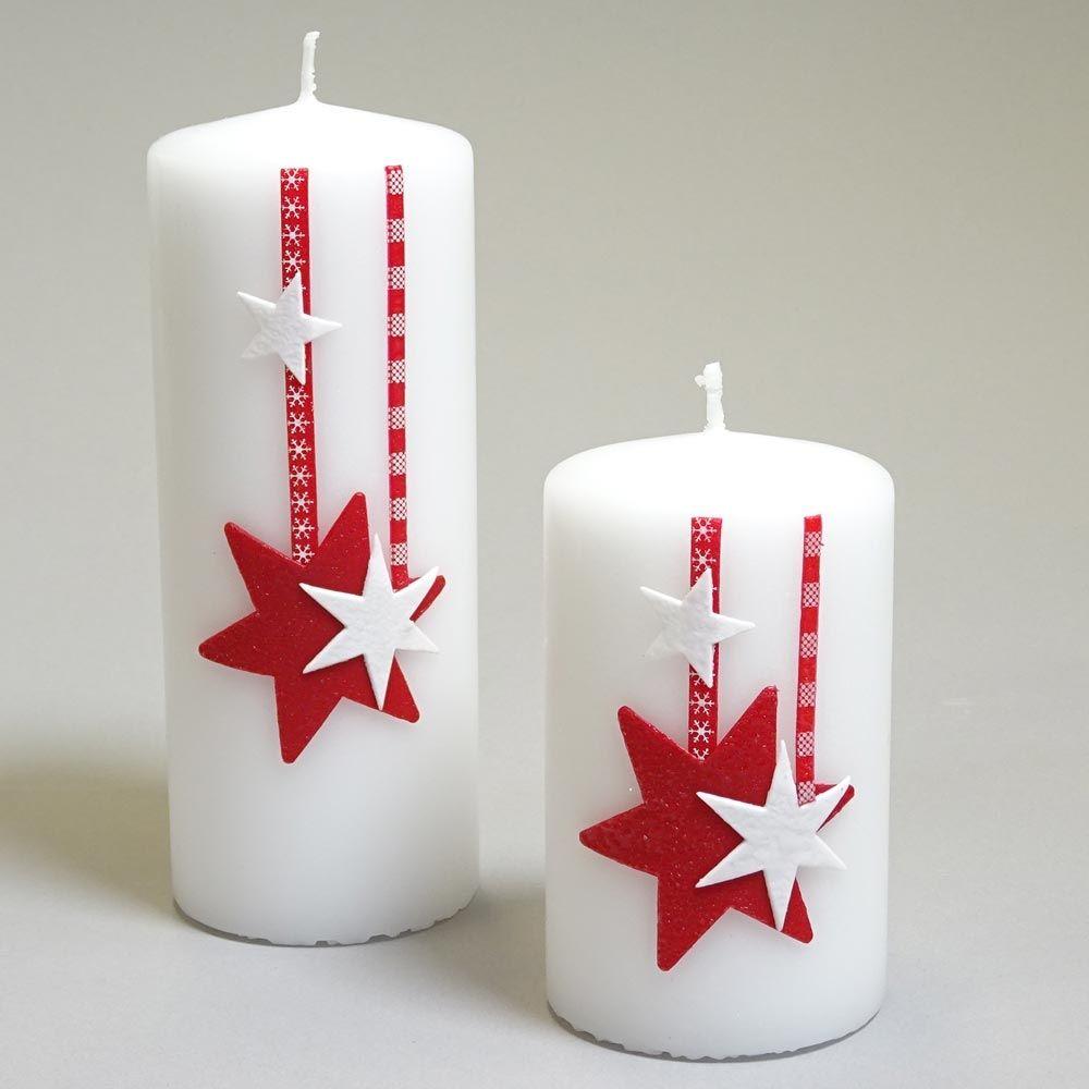 Dekor Kerze Stumpe Lotta Kerzen Kerzen Kerzen Dekorieren