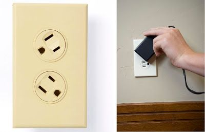 15 Creative Electrical Outlets And Modern Power Sockets Electrical Outlets Sockets Wall Outlets