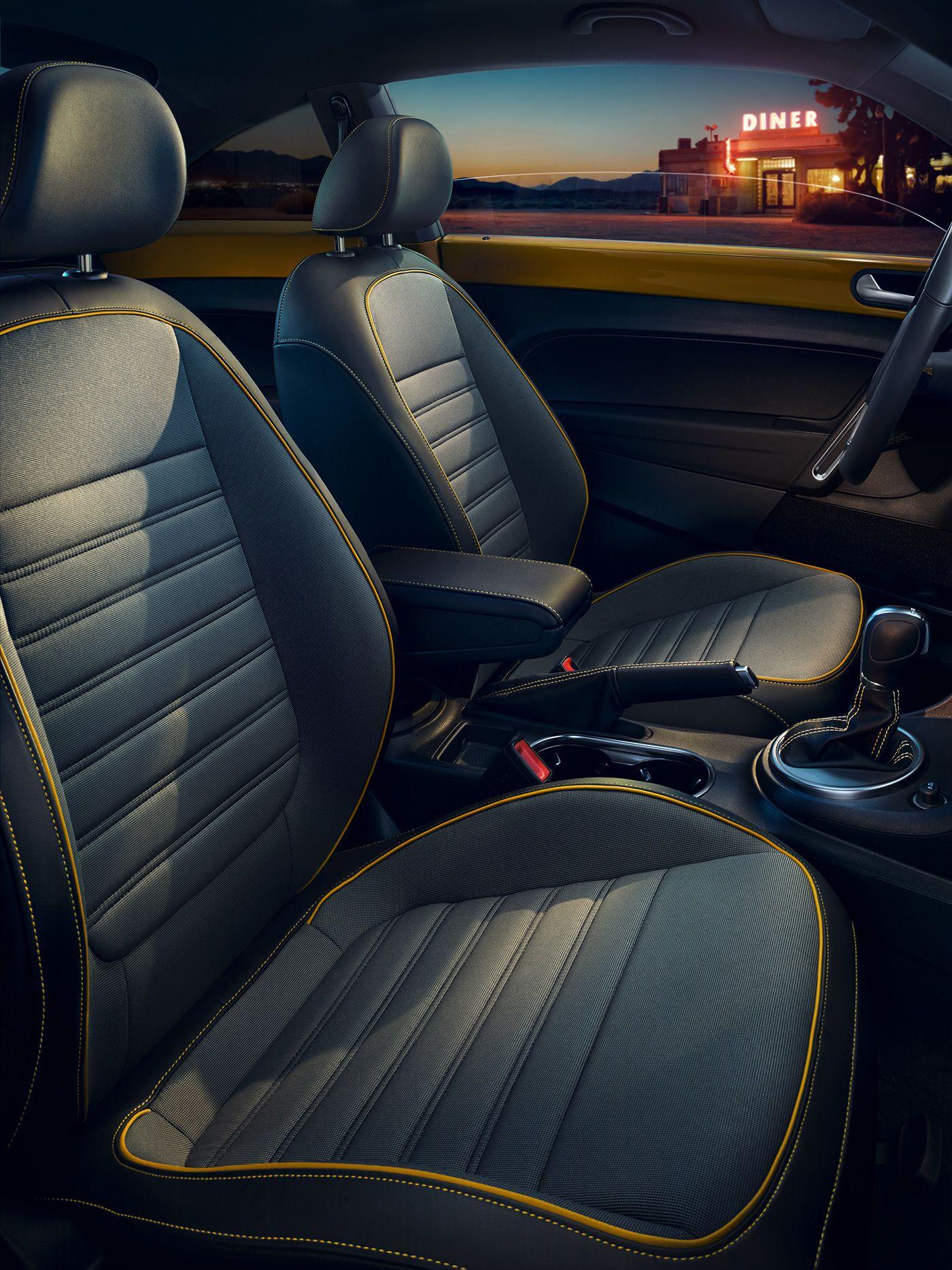 Volkswagen Beetle Dune CGI On Behance