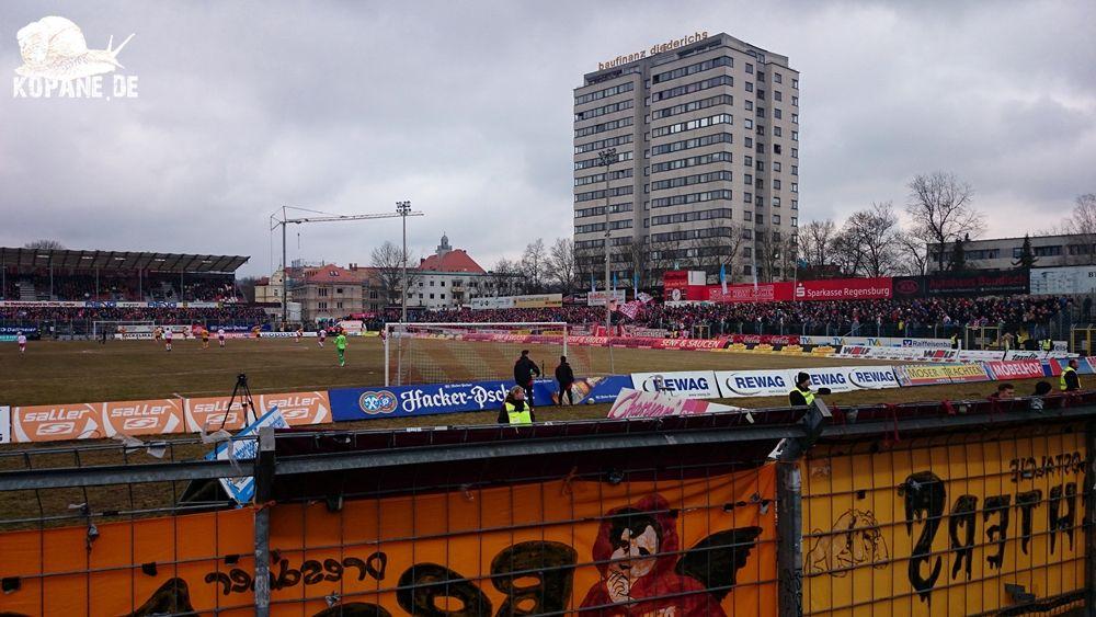 28.02.2015 SSV Jahn Regensburg – SG Dynamo Dresden e.V. http://www.kopane.de/28-02-2015-ssv-jahn-regensburg-sg-dynamo-dresden-e-v/  #Groundhopping #football #soccer #calcio #kopana #fotbal #Fussball #Fußball #DasWochenendesinnvollnutzen #SSVJahnRegensburg #SSV #JahnRegensburg #Jahn #Regensburg #SGDynamoDresden #DynamoDresden #Dynamo #Dresden #SGD #Sportgemeinschaft #SGD1953