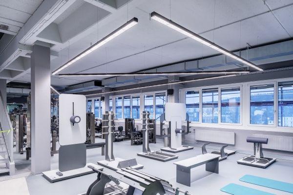 Injoy Fitness Centre, Gera (Germany) Injoy Fitnessstudio, Gera ...