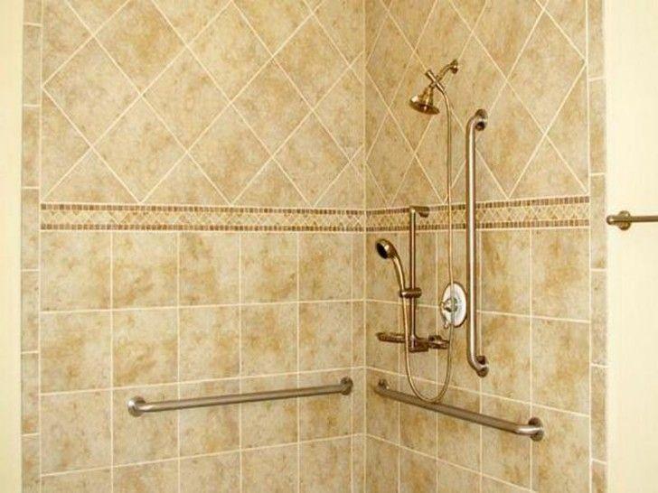 Interesting Tile for a Shower: Excellent Accessible Bathroom Tile For A Shower Designs Pictures ~ zhujima.com Bathroom Design Inspiration